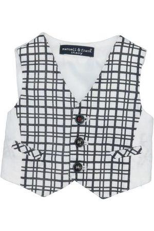 MANUELL & FRANK SUITS AND JACKETS - Waistcoats