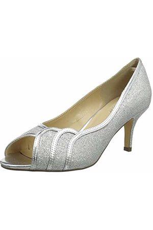 Paradox London Pink Women's Gracia Open Toe Heels, ( 40)