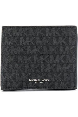 Michael Kors Men Purses & Wallets - Logo-print foldover wallet