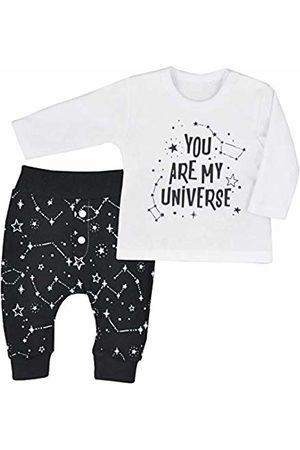 Fifiloo Baby 2er Babyset Shirt/Hose Für Jungen Und Mädchen Clothing Set
