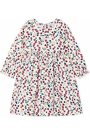 Petit Bateau Baby Girls' Robe Ml_4995801 Dress