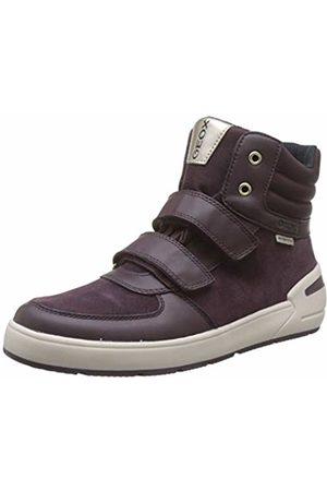 Geox J Sleigh Girl WPF B Snow Boots