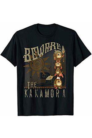 Disney Moana Beware The Kakamora Stack T-Shirt