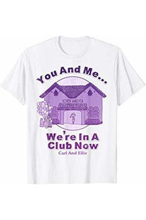 Disney Pixar Up Carl And Ellie You And Me We're In A Club T-Shirt
