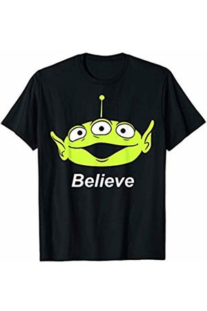 Disney Pixar Toy Story Alien Believe Big Face T-Shirt