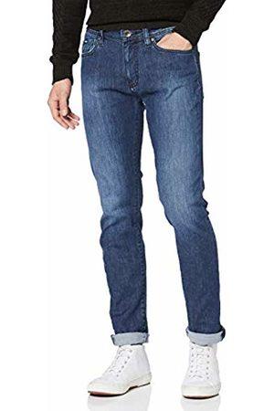 GAS Jeans Men's Sax Zip Skinny Jeans