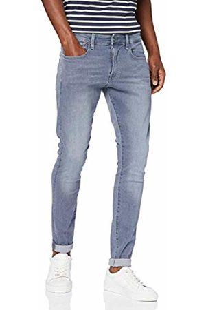 G-Star Men's 3301 Deconstructed Skinny Jeans