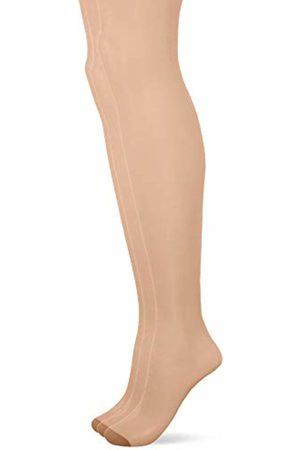 Pretty Polly Women's Nylons 10D Gloss Tights, 10 DEN