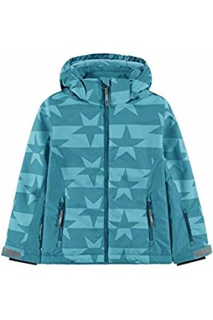 Ticket to Heaven Girl's Ski Jacke Madison M. Abnehmbarer Kapuze Allover Jacket