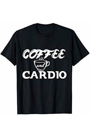 My Shirt Hub Coffee And Cardio Best Morning Gift T-Shirt