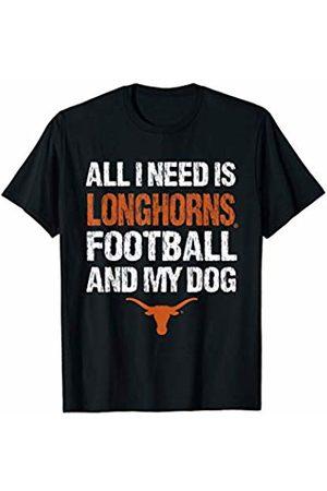 FanPrint Texas Longhorns All I Need - Apparel T-Shirt
