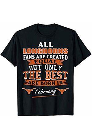 FanPrint Texas Longhorns Fans - February - Apparel T-Shirt