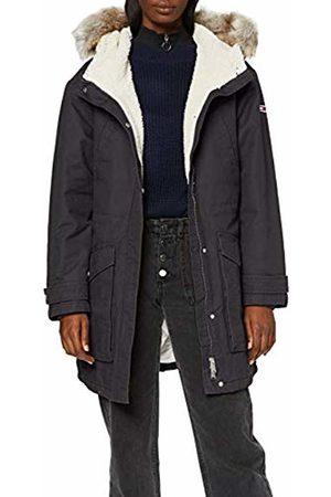 Tommy Hilfiger Women's Tjw Essential Lined Cotton Parka Jacket