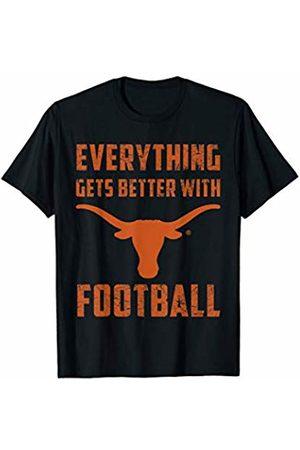 FanPrint Texas Longhorns Everything - Apparel T-Shirt