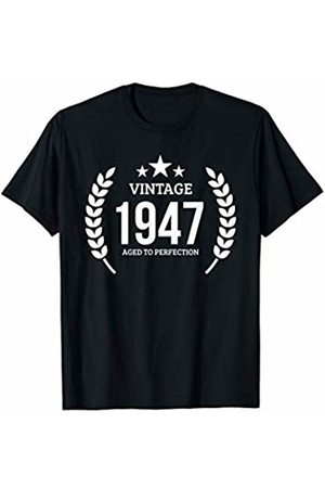 1947 Birthday gifts Born in 72 years old 72nd Bday birthday T-Shirt