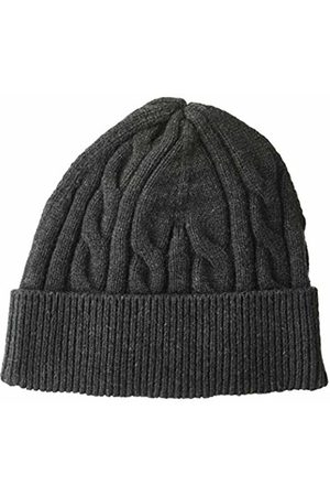 Amazon Cable Knit Hat Charcoal