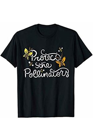 SnuggBubb Protect the pollinators save the bees T-Shirt