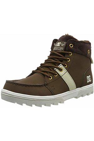 DC Shoes (DCSHI) Men's Woodland-Sherpa Winter Boots Snow