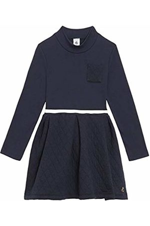 Petit Bateau Girl's Robe Ml_4960101 Dress