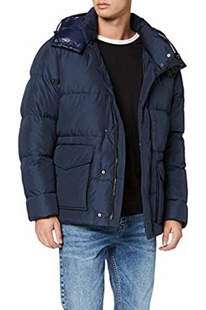 Tommy Hilfiger Men's Tommy Hooded Bomber Jacket