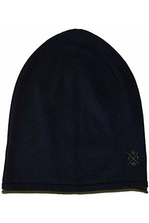 Tom Tailor Men's Beanie Mütze Scarf, Hat & Glove Set, (Sky Captain 10668)