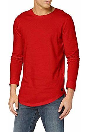 Tom Tailor Men's Basic Longsleeve T-Shirt
