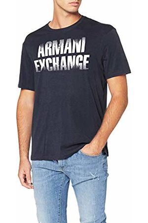 Armani Men's Faded Logo Shirt T