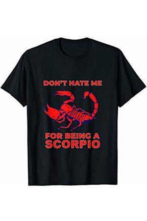ThatZodiacLifeCo. Funny Scorpio Astrology Men Women T-Shirt
