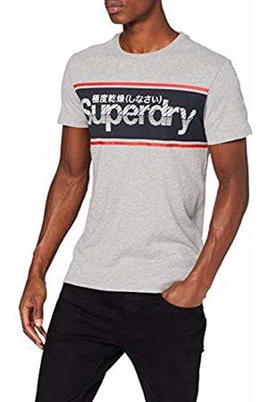 Superdry Men's Retro Sport Tee T-Shirt