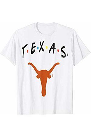 FanPrint Texas Longhorns Friends - Apparel T-Shirt