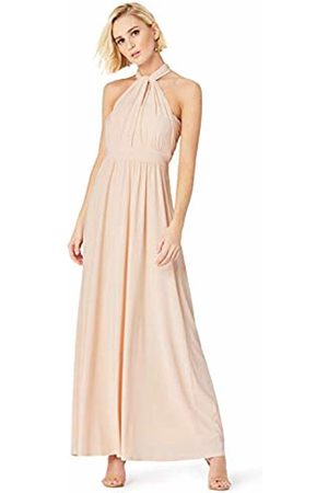 TRUTH & FABLE Mutliway Maxi Party Dress, (Scallop Shell Off )