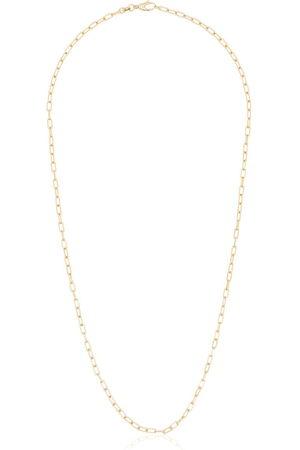 ROSA DE LA CRUZ 18kt yellow gold chain necklace - METALLIC