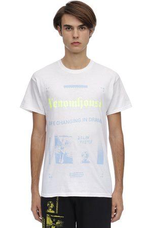 Taboo Logo Cotton Jersey T-shirt