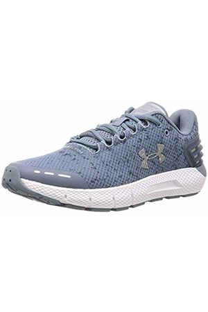 Under Armour Men's Charged Rogue Storm Running Shoes, (Ash Gray/ /Reflective 400)