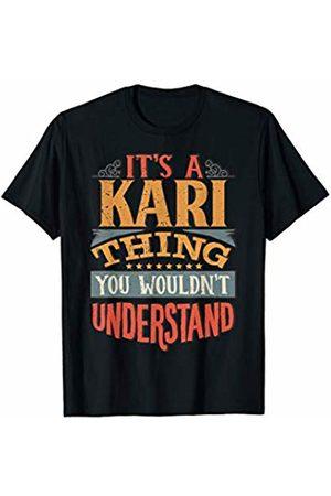 Funny Name Gifts By Maria Kari Name T-Shirt