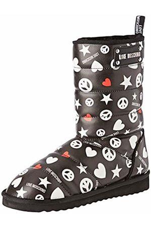 Love Moschino Women's St.ttod.ugo Snow Boots