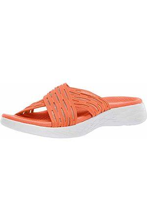 Skechers Women's Go Run 600-Sunrise Open Toe Sandals
