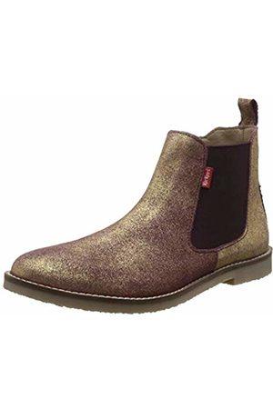 Kickers Unisex Kids' Tyla Slouch Boots