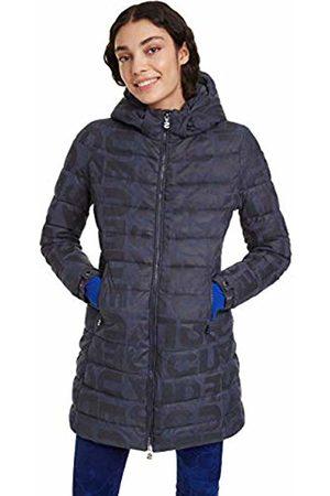 Desigual Women's Coat LETRAS