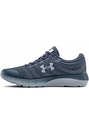 Under Armour Women's Charged Bandit 5 Running Shoes, (Downpour Gray/ / Heights 401)