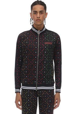 MINIMAL Zip -up Sweatshirt