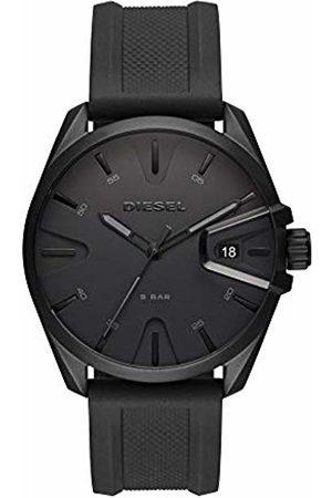 Diesel Mens Analogue Quartz Watch with Silicone Strap DZ1892