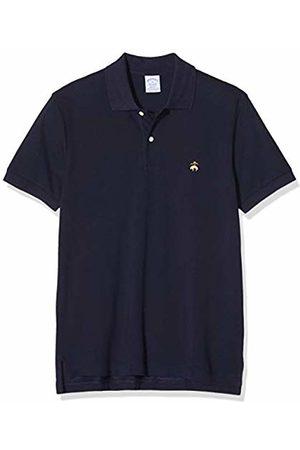 Brooks Brothers Men's Supima Polo Slim Mezza Manica Shirt