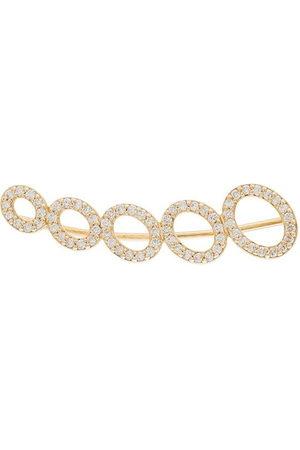 ALINKA Women Earrings - 18kt yellow CLOUD diamond right ear cuff