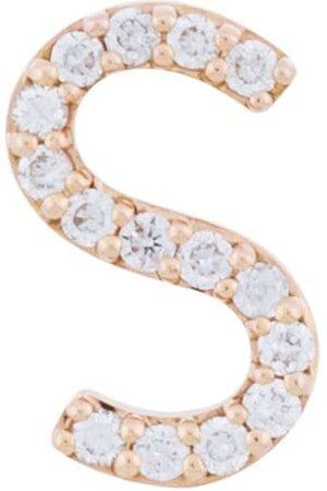 ALINKA Women Earrings - 18k rose gold ID diamond stud earring - Metallic