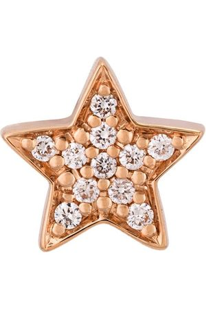 ALINKA 18kt rose gold STASIA MINI Star diamond earring - Metallic