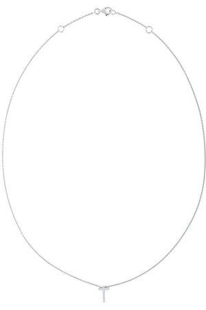 ALINKA ID diamond necklace - Metallic
