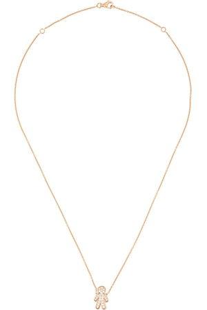 ALINKA Misha diamond pendant necklace - Metallic