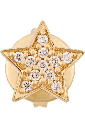 ALINKA 18kt yellow gold STASIA MINI Star diamond earring - Metallic