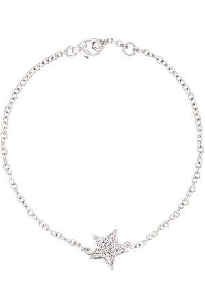 ALINKA STASIA 18kt gold diamond Star bracelet - Metallic